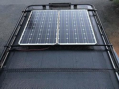 Roof Rack Solar Panel Mount (Adjustable)