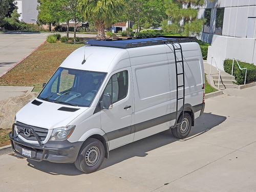 *Ladder (for Modular Roof Rack) - Mercedes Sprinter '07 & Up