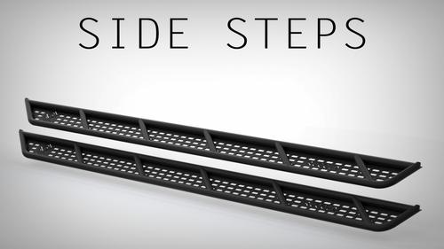 Side Steps - Mercedes Sprinter (2500) '14 to '18