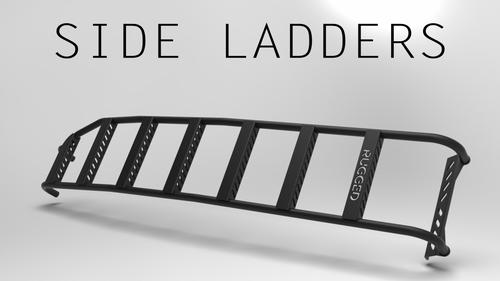 *Side Ladder - Mercedes Sprinter (2500) '14 & Up