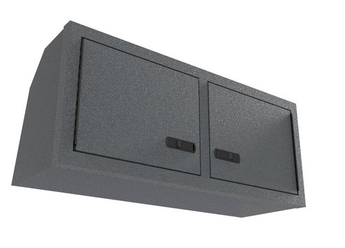 Overhead Cabinet (Promaster, Transit, Sprinter w/ Non Factory Headliner) front view