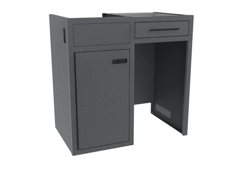 "36"" Base Galley Cabinet w/ Upper Drawer"
