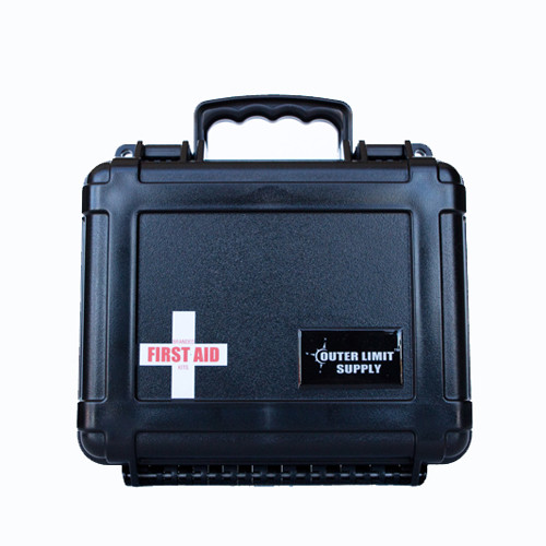 Individual First Aid Kit Waterproof case