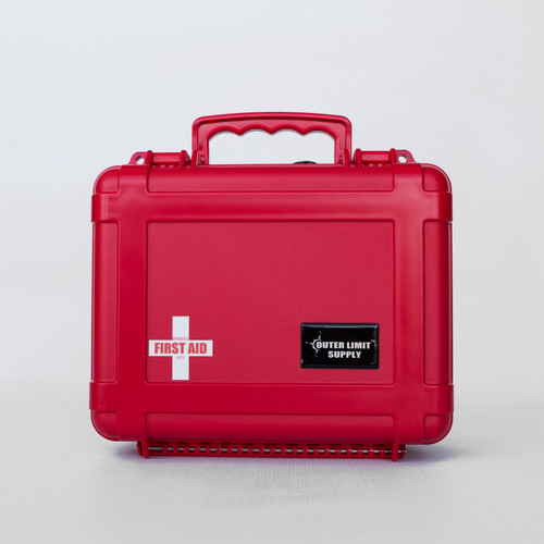 6500 Series First Aid Kit (Waterproof) Front View