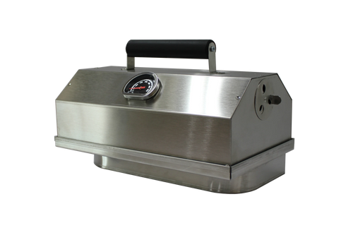 CB-7200 Mini Roaster Oven for Grizzly Mini Wood Stove product view