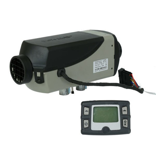 Bison 2200A Bunk Air Heater Kit with controller