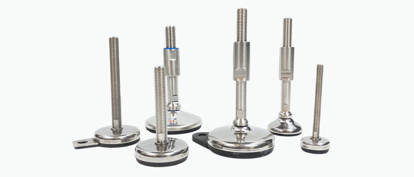 Stainless Steel Adjustable Leveling Feet
