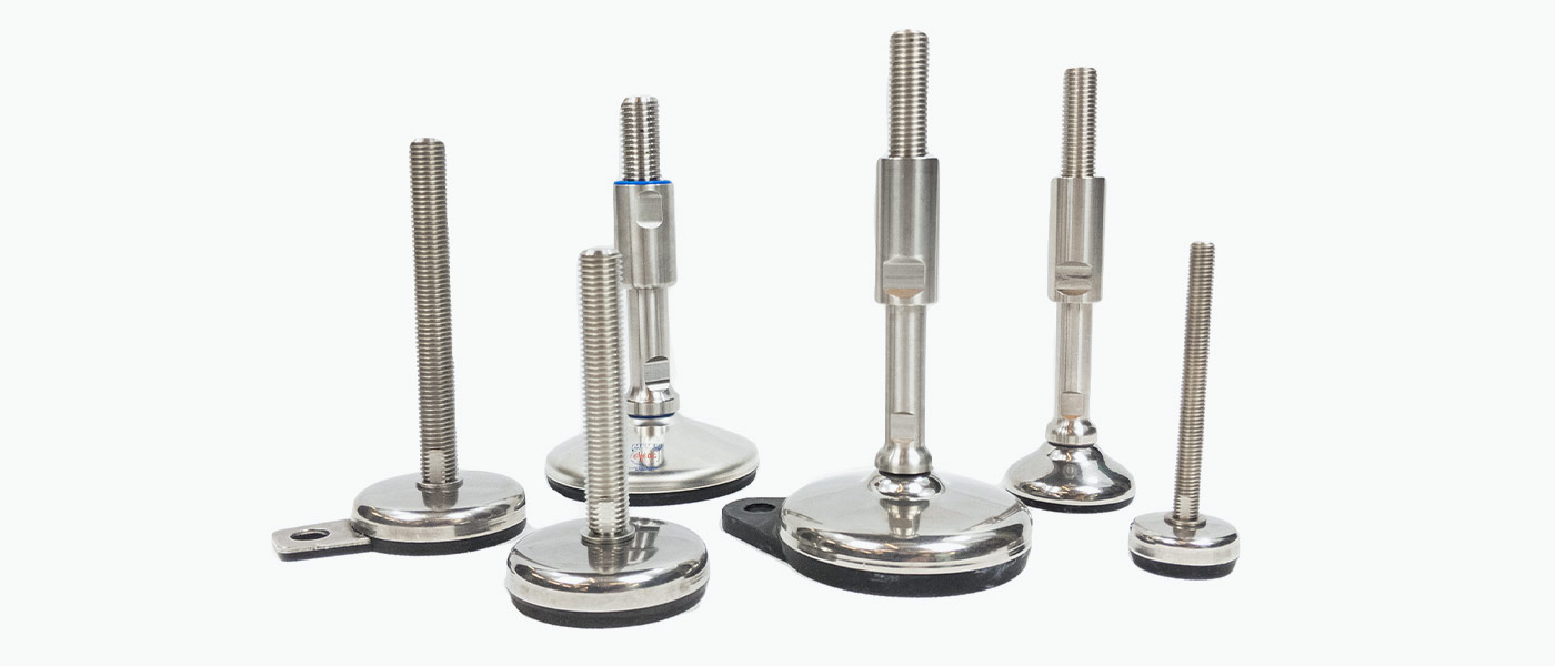 Stainless Steel Adjustable Leveling Feet