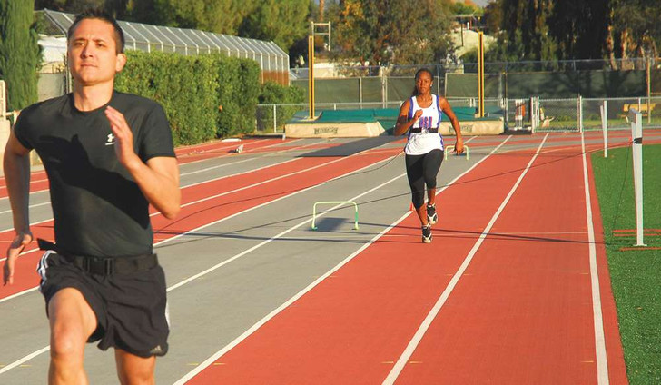 Overspeed Trainers - On Track & Field Inc