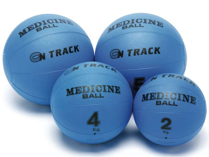 Medicine Balls - On Track & Field Inc