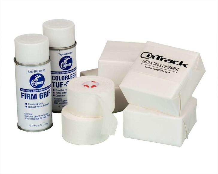 Grip Tape, Chalk & Sprays - On Track & Field Inc