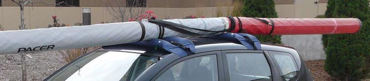 HandiRack™ Inflatable Roof Rack - On Track & Field Inc