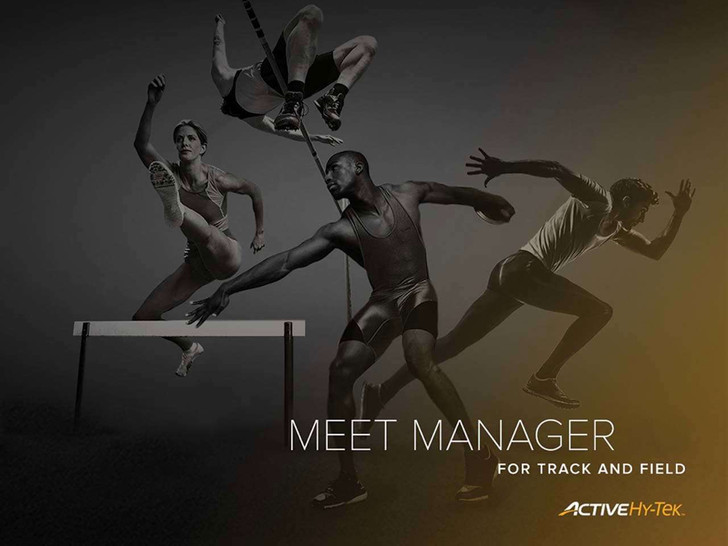 HY-TEK's Meet Manager Software On Track & Field Inc