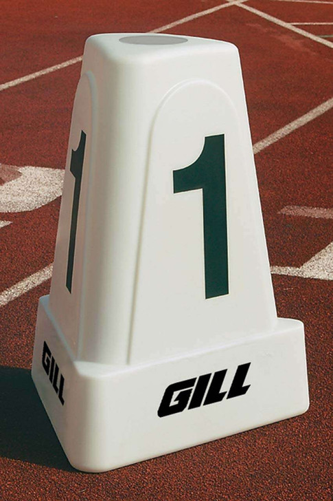 Lane Markers On Track & Field Inc