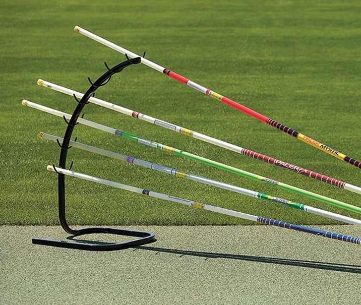Portable Pole Rack - On Track & Field Inc