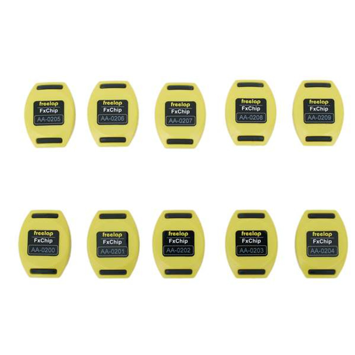 Freelap FxChip 10 Pack - On Track & Field Inc