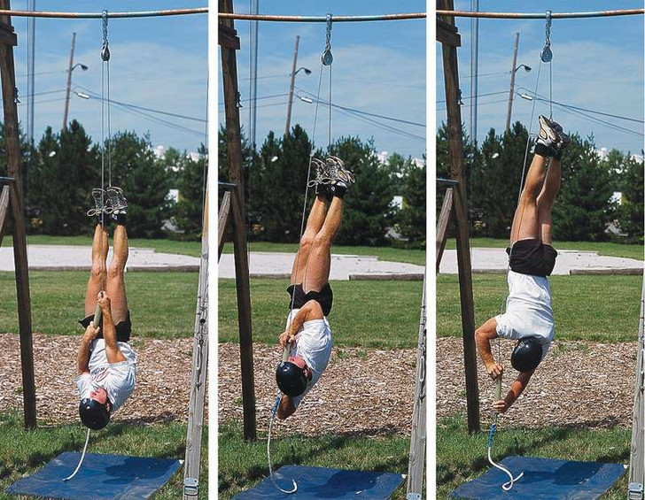 Vault Pulley Trainer - On Track & Field Inc