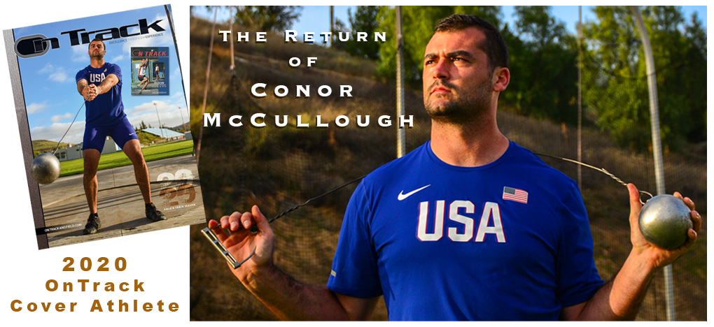 The Return of Conor McCullough - OnTrack