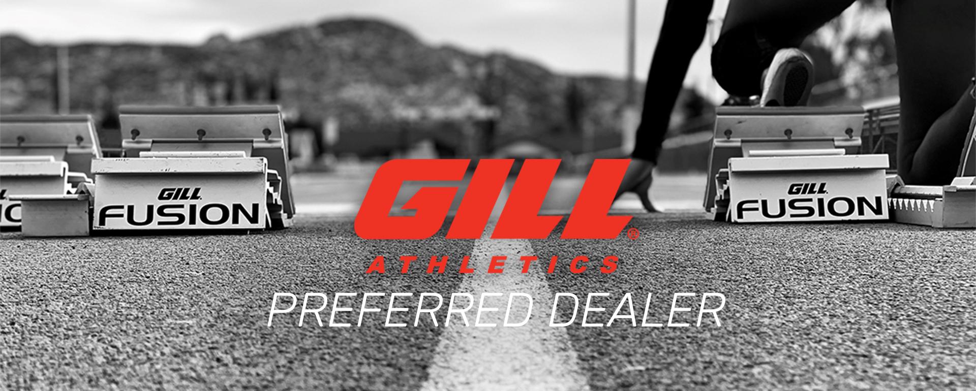 Gill Athletics  Preferred Dealer