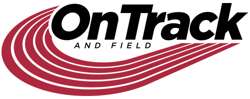 On Track and field inc logo