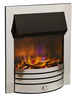 Dimplex Torridon Optiflame Chrome