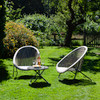 Tobs 3 Piece Garden Set - Natural - LOCAL DELIVERY ONLY