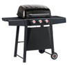 Grill Chef 12200 Midas 3 Burner Gas Barbecue