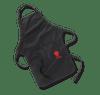 Weber Black Apron with Adjustable Strap