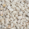 Heritage Stone Polar White  8-11mm Dumpy bag  -  LOCAL DELIVERY ONLY