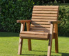 Dales Wooden Garden Chair  - LOCAL DELIVERY ONLY