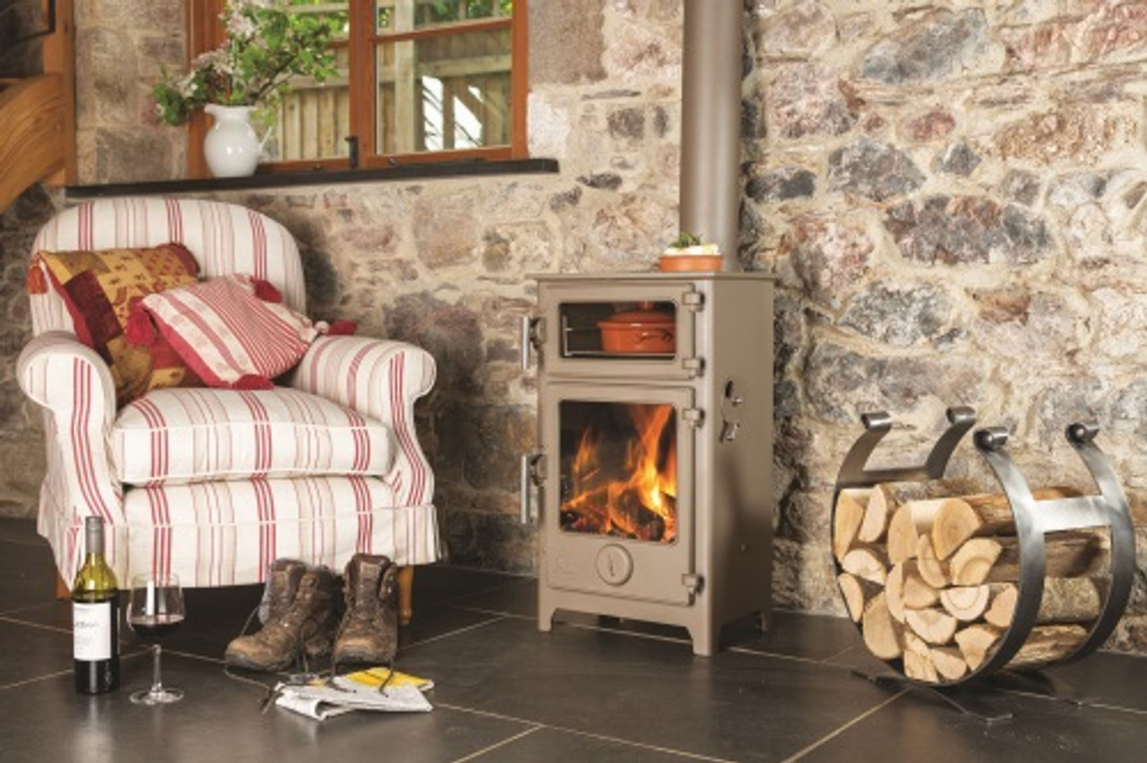 Dartmoor Baker 5 Se Stove from £1199.00