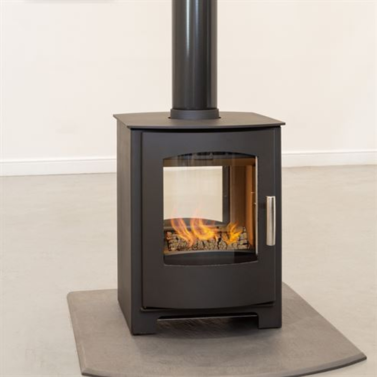 Mendip Churchill 8 Double Sided Stove - FREE DELIVERY