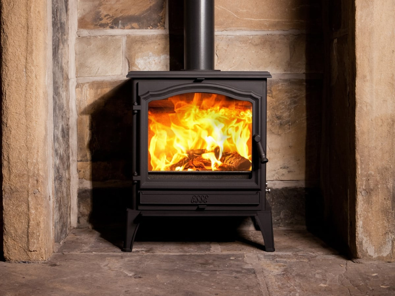 Esse 700 Vista 9kw Stove - FREE DELIVERY