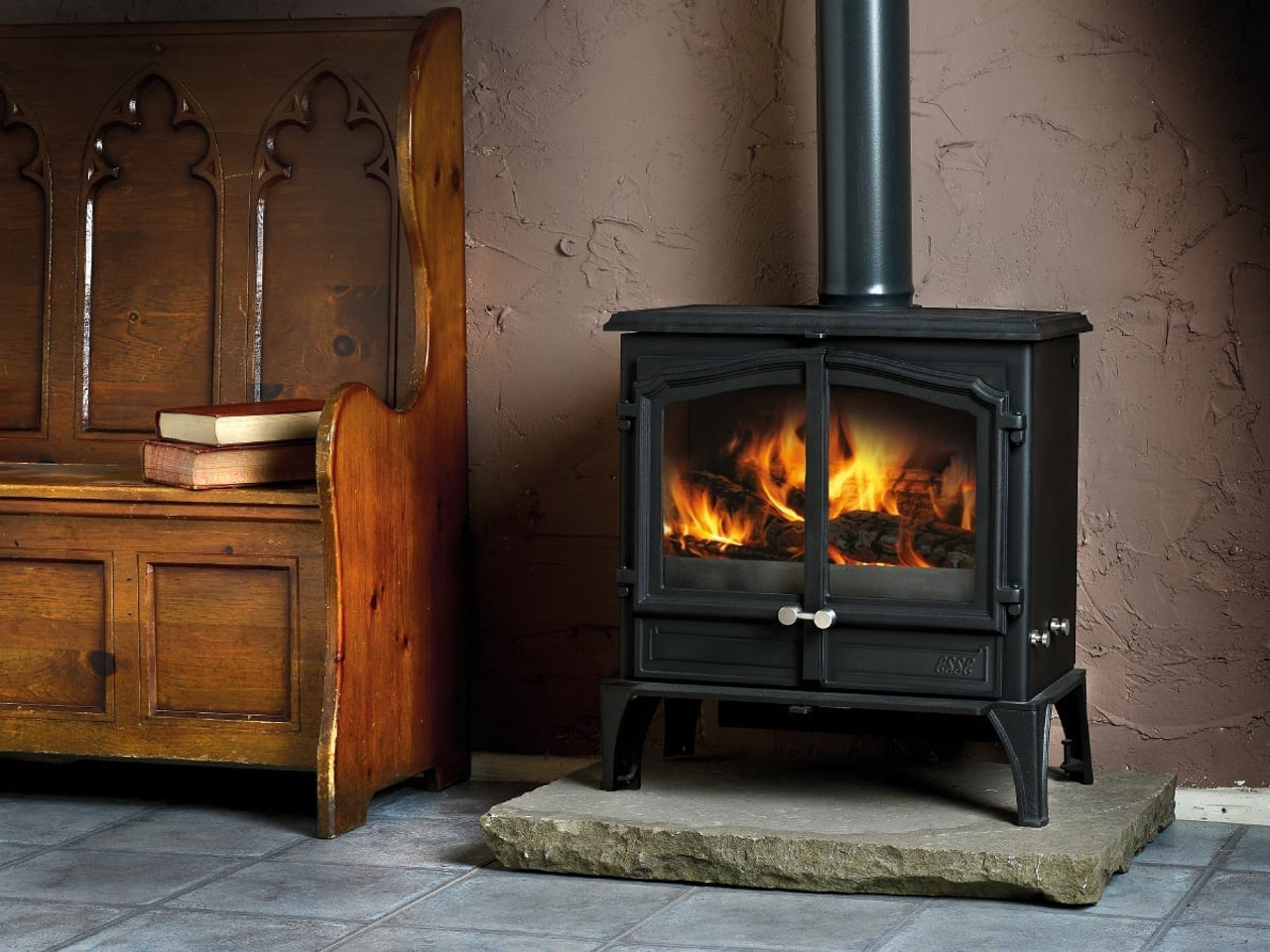 Esse 200 Double Sided 7.5kw Stove
