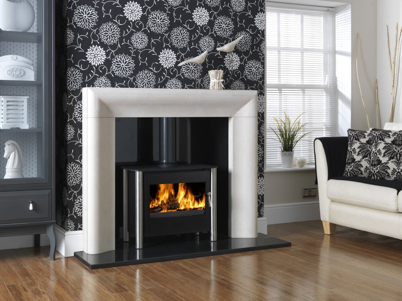 Esse 125 5kw Stove -FREE DELIVERY