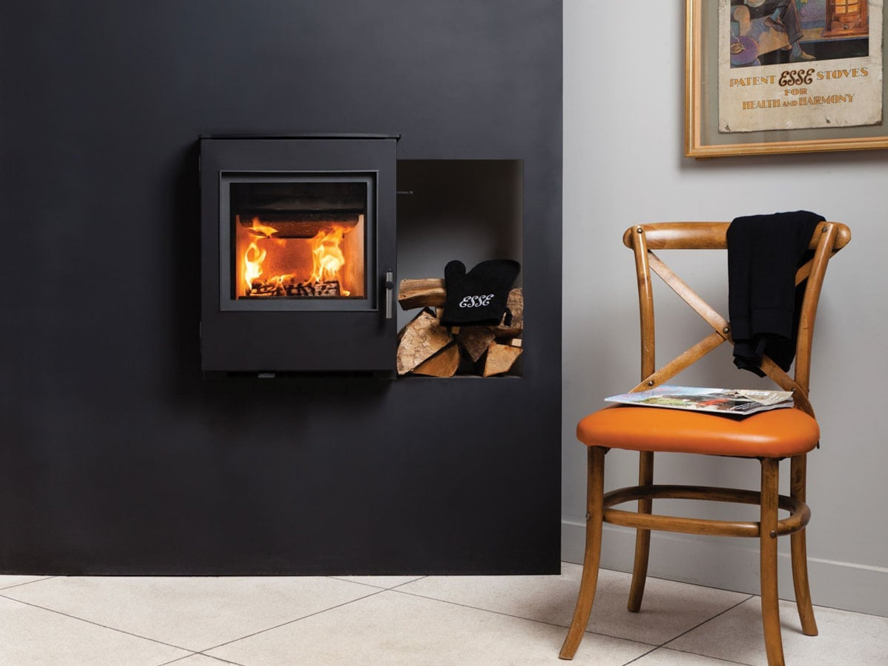 Esse 350 5kw Stove - FREE DELIVERY