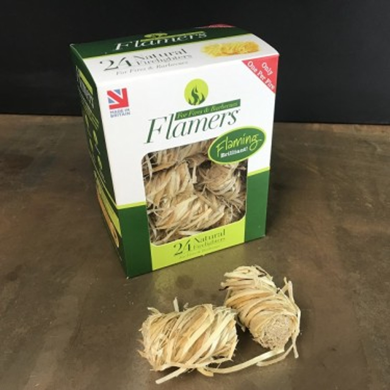 Flamers Firelighters (Box 24)