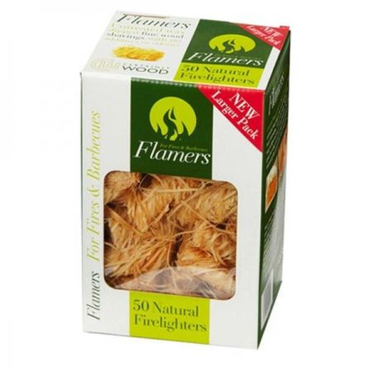 Flamers Firelighters (Box 200)