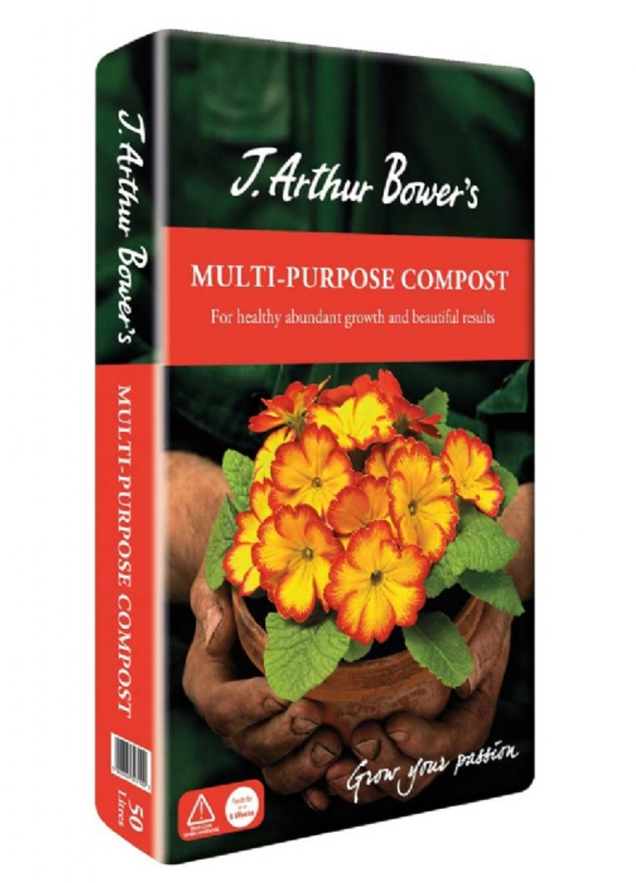 Bowers 50ltr Multi-Purpose Compost - LOCAL DELIVERY ONLY