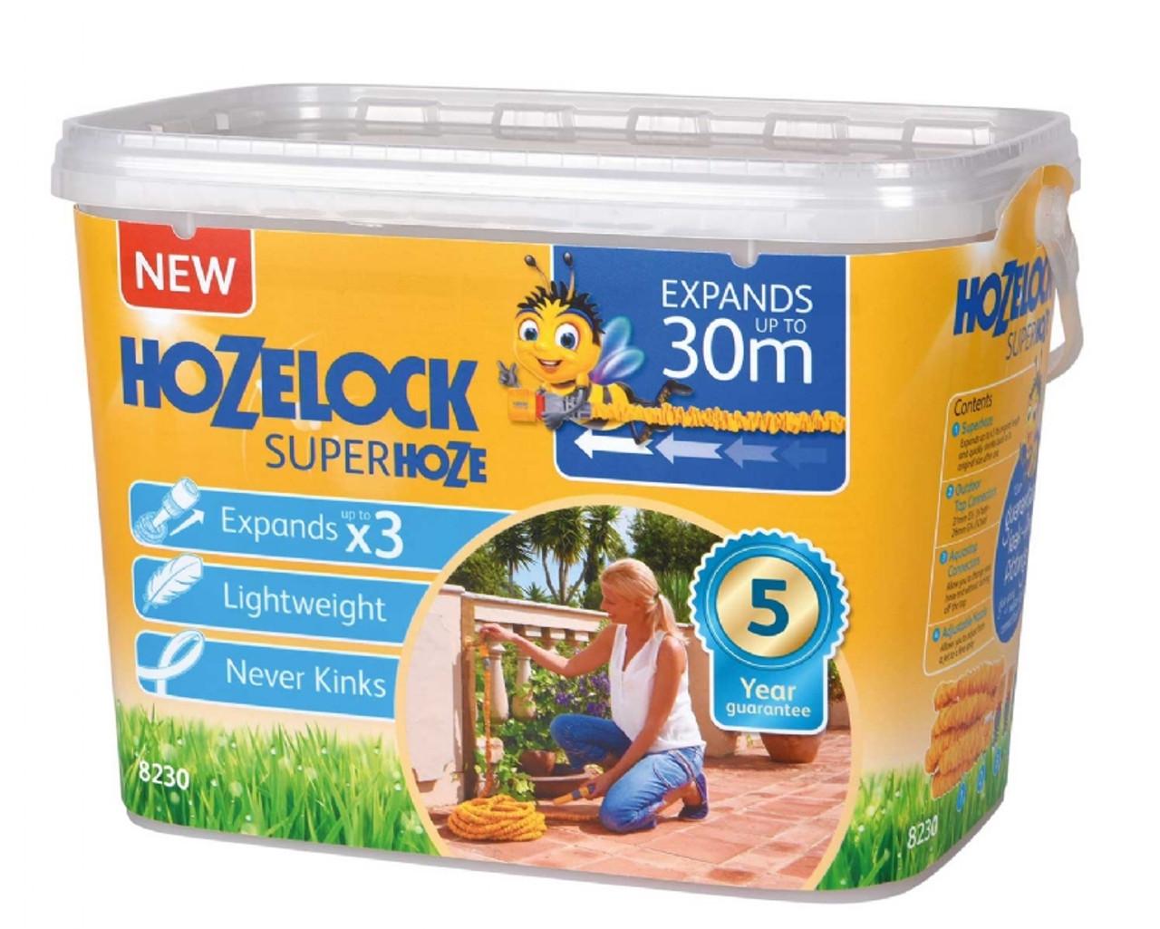 Hozelock 8230 8000 Superhoze 30mtr