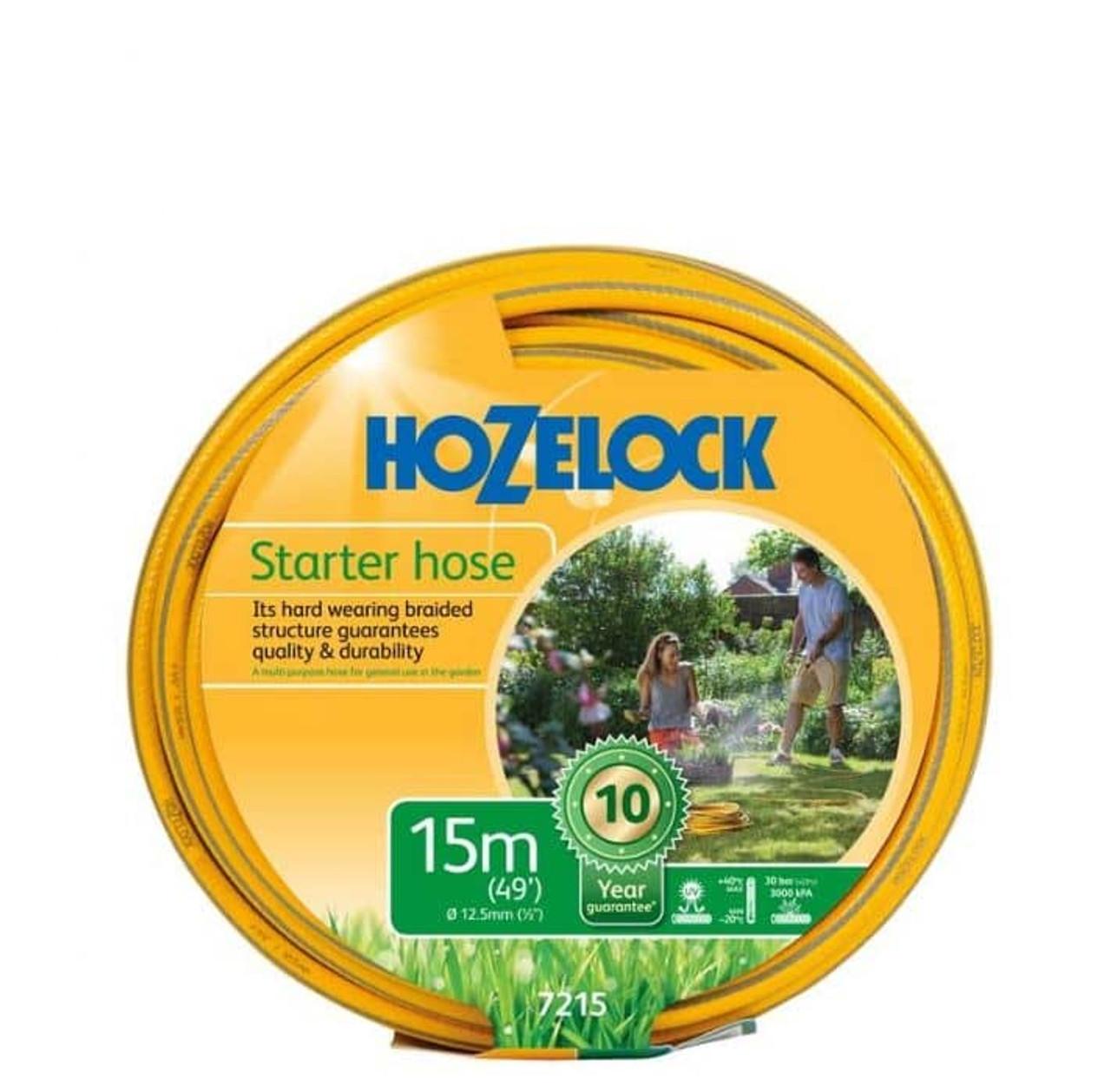 Hozelock 7215 15m Starter Hose