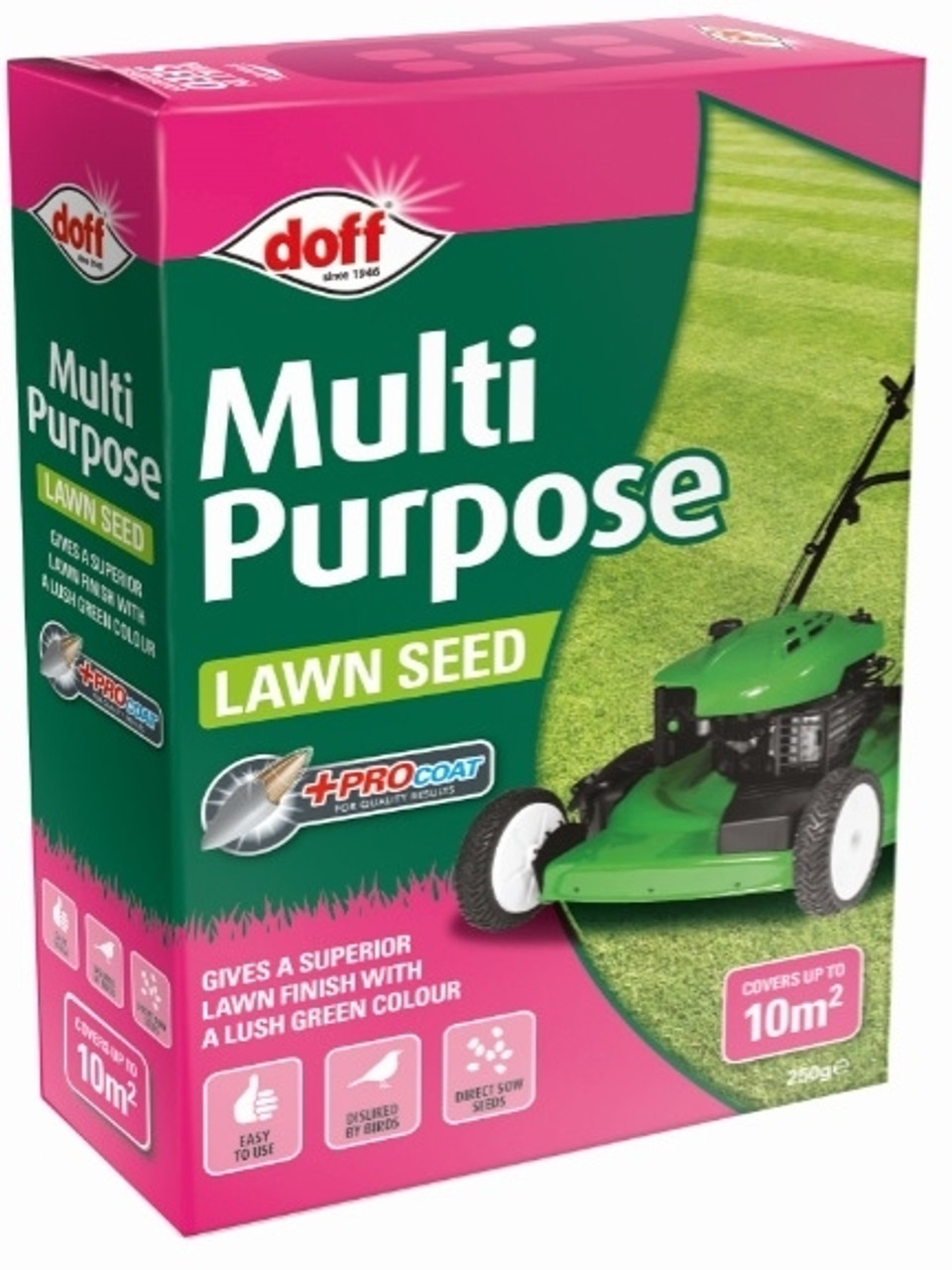 Doff 250g Multi-Purpose Grass Seed