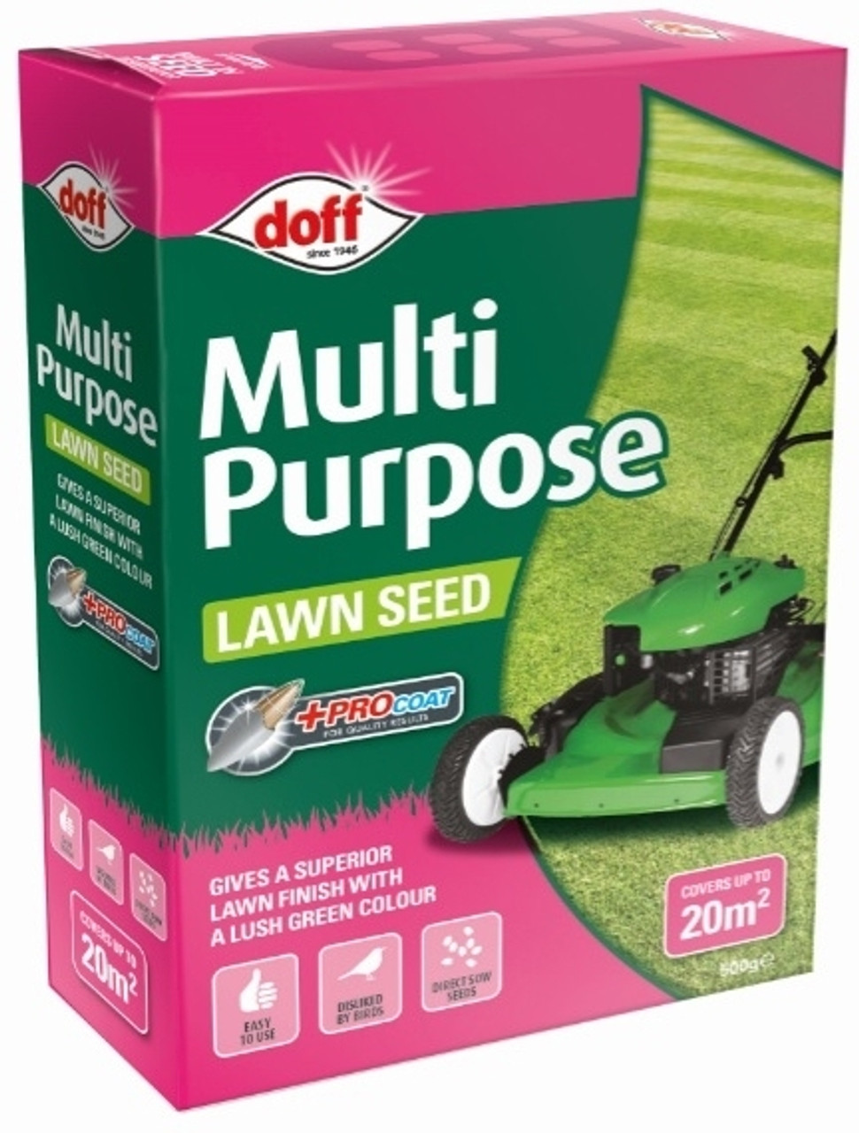 Doff 500g Multi-Purpose Grass Seed