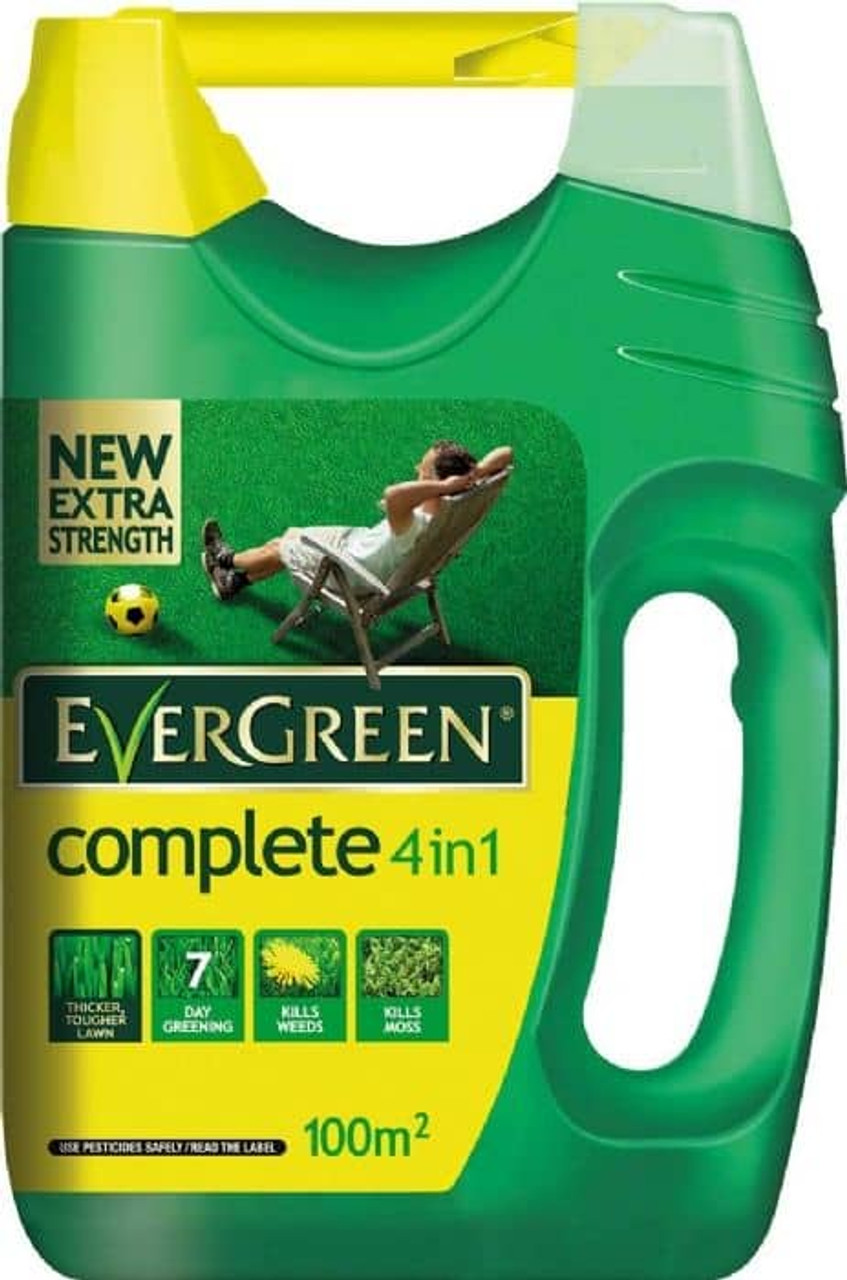 Evergreen Complete 100sqm In Spreader