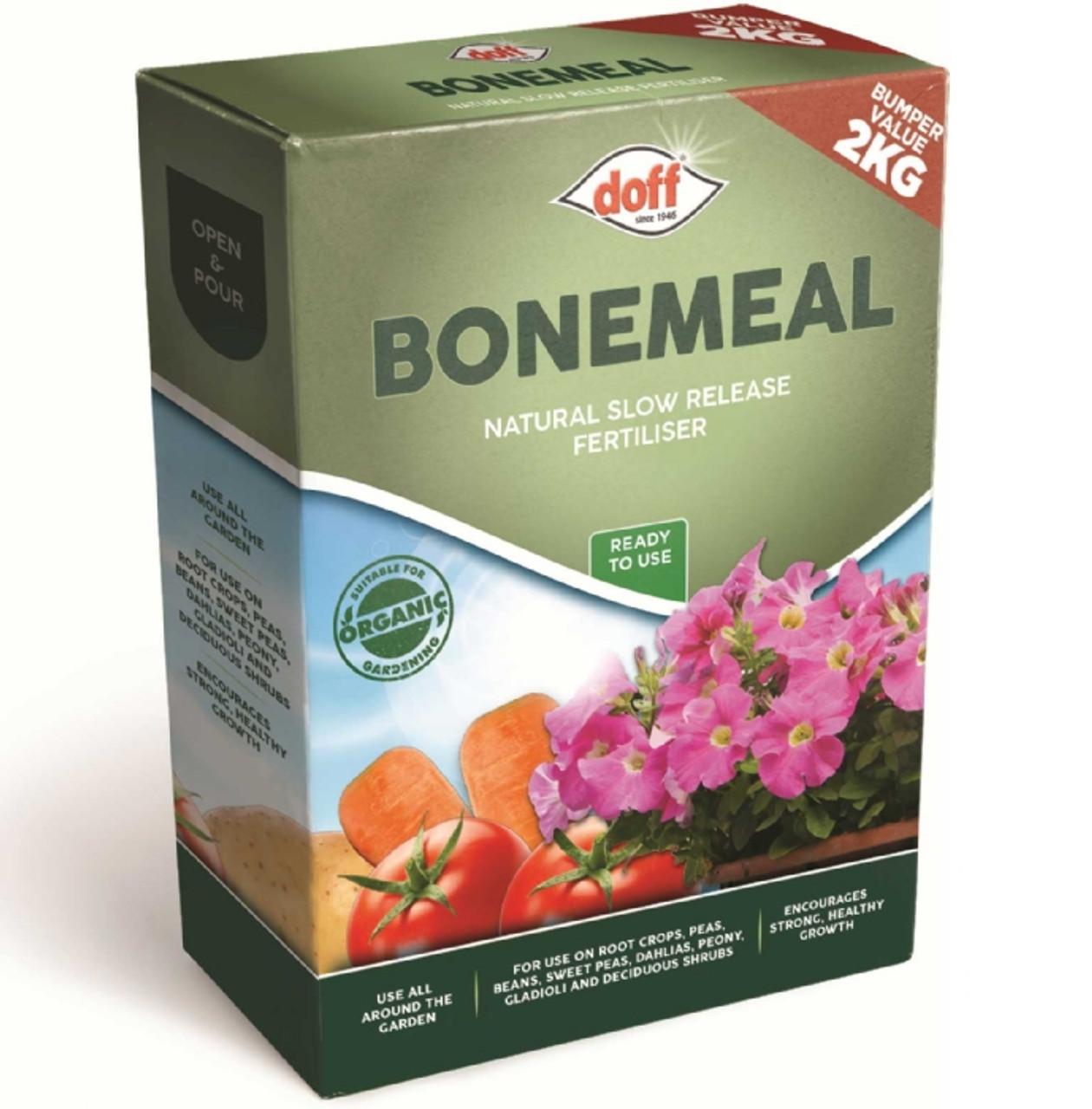 Doff Bone Meal 2kg