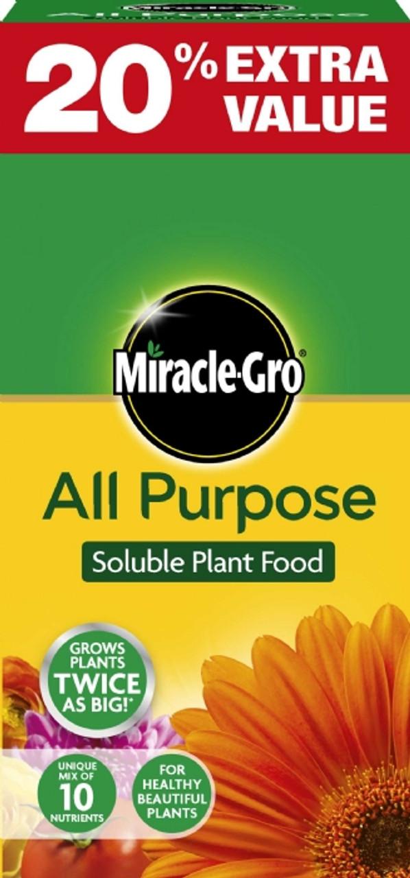 Miracle-Gro 1.2KG Plant Food