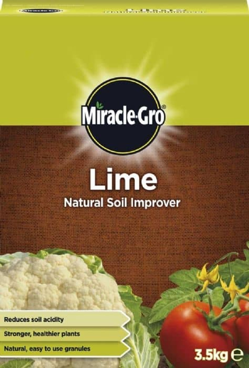 Miracle Gro Garden Lime 3.5kg