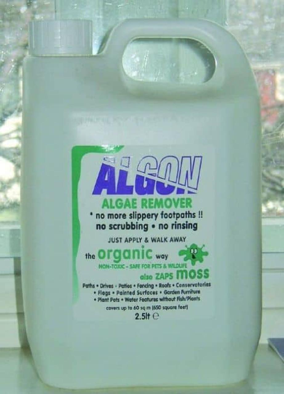 Algon 2.5Ltr Organic Algae Control