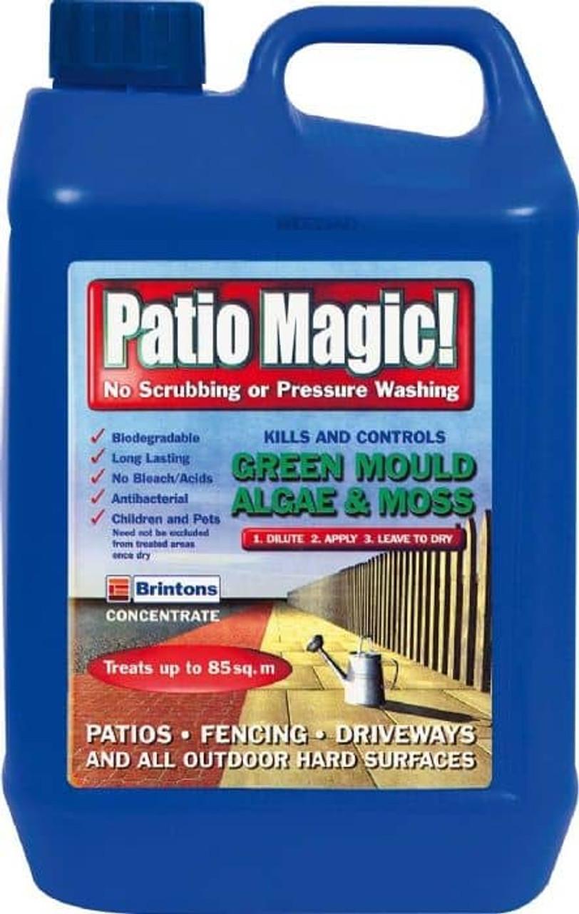 Scotts Patio Magic 2.5ltr