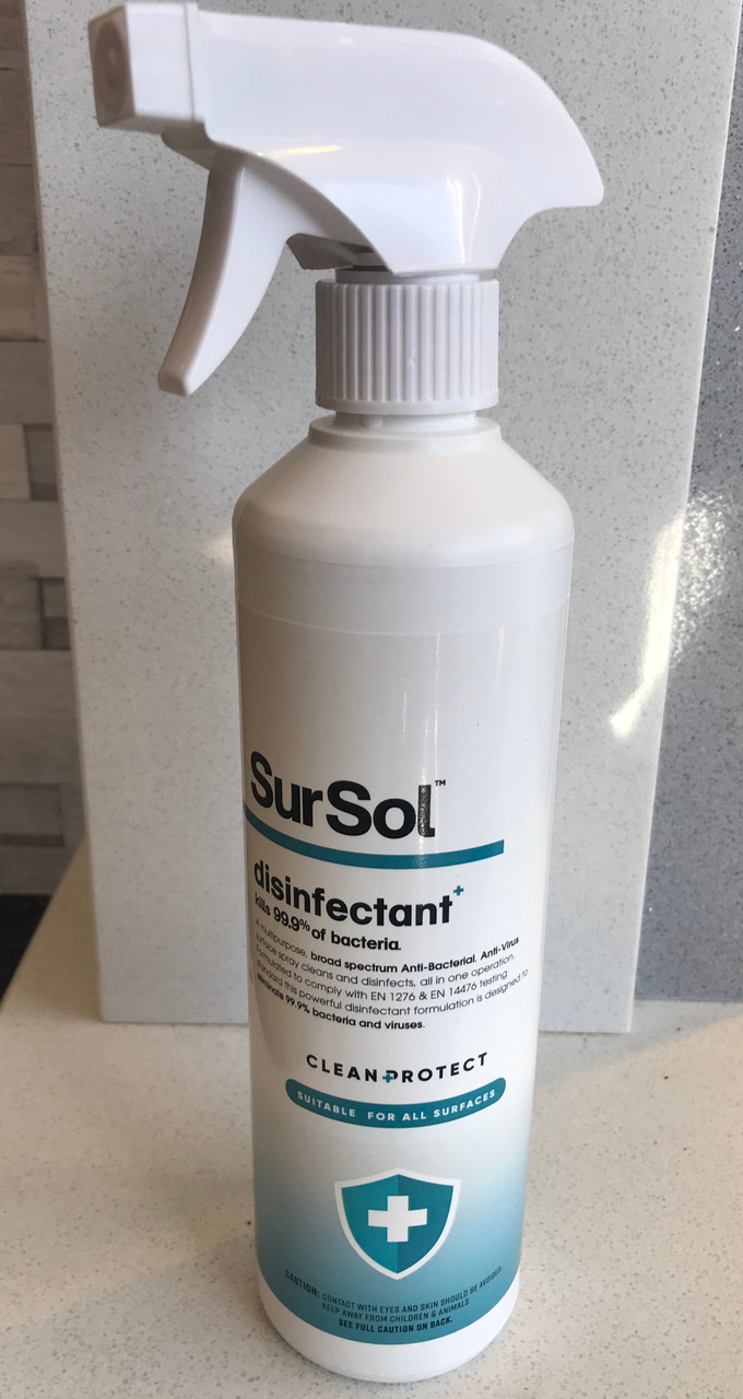 Sursol Anti Bacterial Disinfectant 500ml